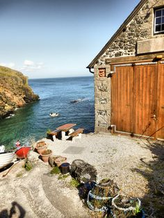 Church Cove, Cornwall