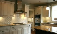 SMITTEN BY: PAINTED KITCHEN CABINETS | BluLabel Bungalow | Interior Design Advice and Inspiration