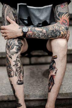 Igor Tepliakov #ink #tattoo