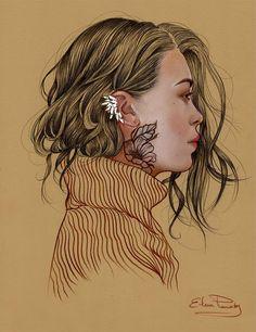Quizás, quizás, quizás | Elena Pancorbo Ilustración