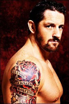 WWE Superstar Wade Barrett