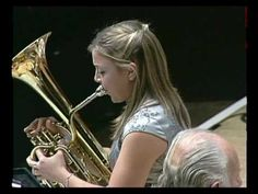 'The Swan' or 'Le cygne' by Camille Saint-Saëns. Performed elegantly on baritone horn by Katrina Marzella. THIS is how a baritone should sound! Miss. Marzella is performing on a Besson compensating baritone.