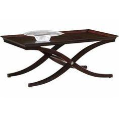 7-400 Metropolis Rectangular Coffee Table