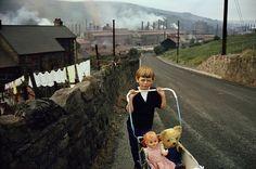 Bruce Davidson, Welch Miners portfolio, Wales, 1965. © Bruce Davidson/Magnum Photos.