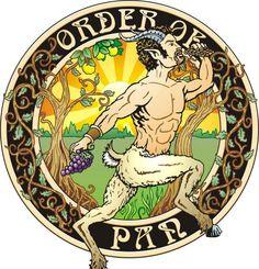 Pan  Logo from Order of Pan