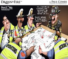 Paul Combs's Page - Fire Engineering Training Community