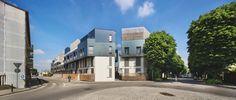 Multi Story Building, Street View, Draco, Design, Dragonair