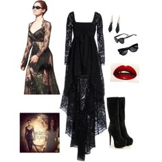 """Beautiful Creatures: Ridley Duchannes"" by ememmons173 on Polyvore"