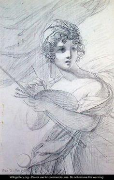 Elisabeth Vigee-LeBrun, Self Portrait, 1800 www.transitionresearchfoundation.com