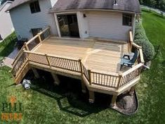 double octagon deck - Google Search