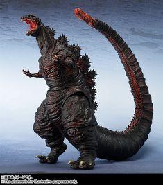 SHMonsterArts Godzilla (2016) 08