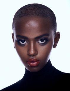 Maryan Juni shot by Juho Lehtonen / Studio / Beauty Editorial, Beauty Photography, Beauty Makeup, Studio, Faces, Studios, The Face, Face, Gorgeous Makeup