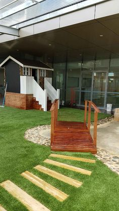 At Artificial Grass Queensland we supply and install only the highest quality Synthetic Grass. Check out our website to see and feel the difference in using our Synthetic Lawn Products. Synthetic Lawn, Grass, Pergola, Deck, Outdoor Structures, Outdoor Decor, Herb, Artificial Turf, Outdoor Pergola