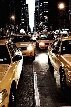 Taxi Please! New York City
