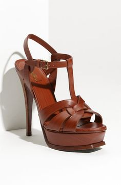 I want these... a pair in each color!  I LOVE THESE SANDALS!