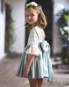 Baby Girl Dresses, Flower Girl Dresses, Baby Dress Design, Mother Of The Bride, Designer Dresses, Skirt Set, Kids Fashion, Couture, Summer Dresses