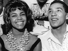 """In 1959, Smokey Robinson married a fellow member in his group The Miracles, Claudette Rogers. Smokey originally co-wrote the song""""My Girl"""" with Miracles member Ronald White in dedication to Claudette.The couple divorced in 1986 after 27 years of marriage."""