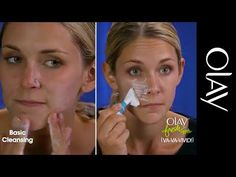 Olay Va-Va-Vivid! Facial Cleansing vs. Basic Cleansing - YouTube Facial Cleansing, Olay, Youtube, Youtubers, Youtube Movies