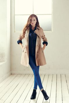 Girls' Generation's Jessica Jung for Soup Fall/Winter 2014 Ad Campaign