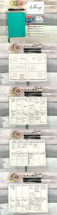 Creative Organization: All You Need to Know to Start a Bullet Journal ~ Bujo spread and tracker ideas ~ bullet journal logs ~ planner inspiration #bujoideas #bulletjournallogs