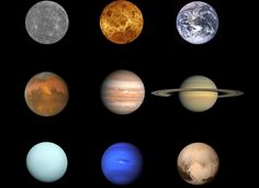 A heartwarming portrait of our Solar System #PlutoFlyby
