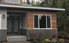 Nova offers a wide selection of options when it comes to exotic hardwood siding. Natural hardwood siding is durable and absolutely stunning! Wood Siding, Exterior Siding, Exterior Design, Prefinished Hardwood, Hardwood Decking, House Siding, Facade House, Composite Siding, Siding Options