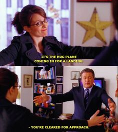 These two have the best boss-employee relationship ever (30 Rock)