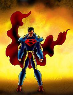 Superboy Prime, The Real World, Morals, Trauma, Destiny, Superman, Youth, Fandom, Dc Comics Characters