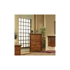 See Marissa County 5 Drawer Chest More Images