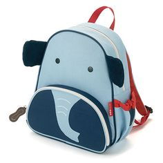 Fun meets function with this  playful detailed and durable backpack!