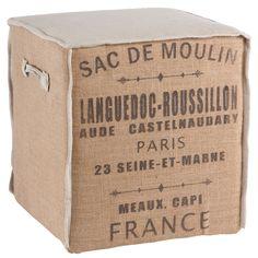 Aidan Gray Furniture Cube Sac De Moulin
