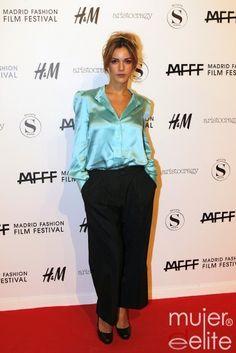 Alejandra Onieva brilla en el Madrid Fashion Film Festival con joyas de Morganne Bello