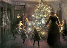vintage christmas images - Cerca con Google