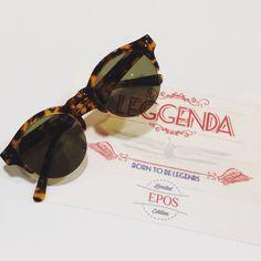 #EPOS Eyewear, Model: Drago A pic by Konstantinidis Optics