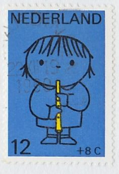 ◙ The Netherlands, Postage Stamp. ◙