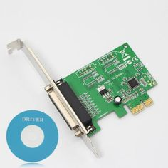 great deal lpt printer to pci e pci express adapter best card converter parallel port