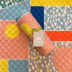 Charles of Lloyd - Boogaloo quilt / play mat