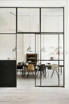 HINGED GLASS AND ALUMINIUM DOOR G-LIKE | HINGED DOOR | GIDEA ...