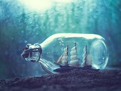 Do you like fantasy art photography? Then you will definitely find these works amazing.    Ashraful Arefin is based in Dhaka, Bangladesh. He takes still-life pictures, adding beautiful surreal elements to them. Ashraful finds inspiration in everything: from autumn leaves to miniature cars. These ordinary objects look enchanting and atmospheric in his photographs, transporting us to the magical wonderland created by the talented artist.