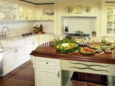 French Provincial KitchensFrench Provincial Kitchens: Designs Outside France