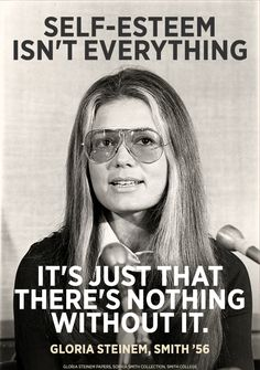Smith College: Gloria Steinem's Birthday