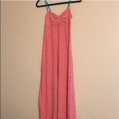 Roxy maxi dress Fun colors for spring or summer- lightweight cotton maxi dress Roxy Dresses Maxi