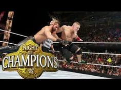 WWE John Cena Vs Seth Rollins Wwe momens