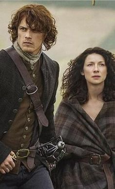 jamie and claire by matilda