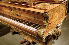 This is the most beautiful piano I have ever seen!