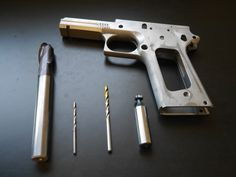 Comparison of three popular 1911 80% products from Stealth Arms, 1911 Builders, and Tactical Machining.