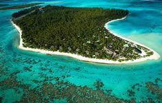 The Brando, Tetiaroa (Polinésia Francesa)