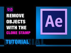 Clone Stamp Tool in After Effects - YouTube
