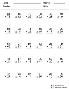 Subtraction Worksheets with Decimals This worksheet was built to ...