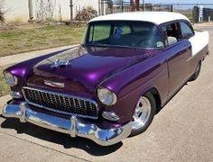 1955 Chevrolet Pro Street Custom